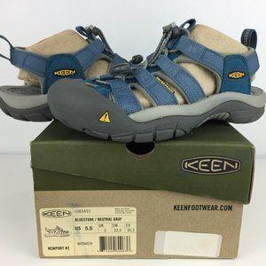 KEEN Women Newport H2 Sandal Waterproof Shoes